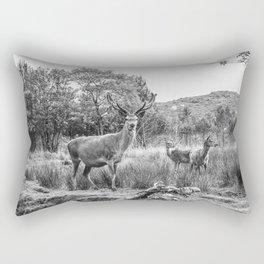 Family outing Rectangular Pillow