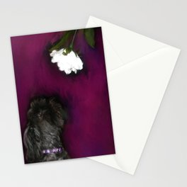 Take Time to Smell the Flowers Stationery Cards
