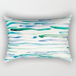 Tranquil Sea Rectangular Pillow