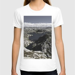 Sirdal Landscape 2, Norway T-shirt