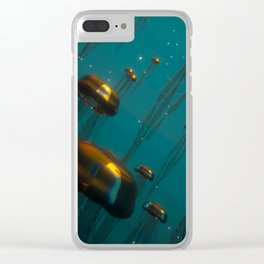 APOLLOJELLIES Clear iPhone Case