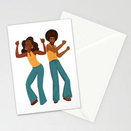 The Get Down Stationery Cards