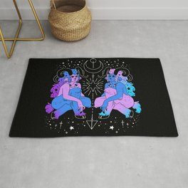 The Oracles Rug