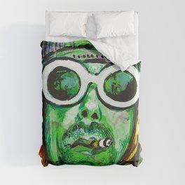 Cobain Duvet Cover