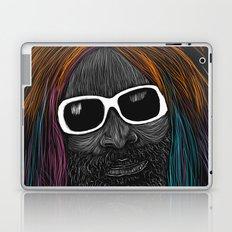 George Clinton Laptop & iPad Skin