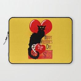 Le Chat Noir Valentine Laptop Sleeve