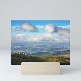 The Pilgrims Mini Art Print