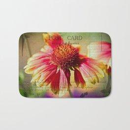 Post Card Love Bath Mat