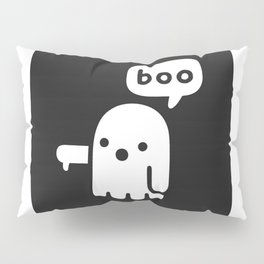 Ghost Of Disapproval Pillow Sham