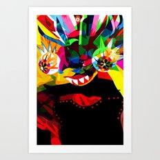 diablo 2 Art Print