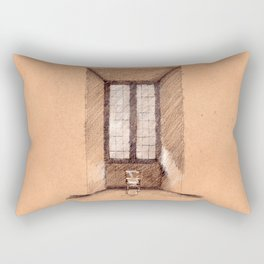 Altemps Window Rectangular Pillow