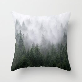 Home Is A Feeling Throw Pillow