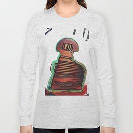 PAWN / Black / Chess Long Sleeve T-shirt
