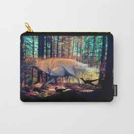 Hell's Creek Carry-All Pouch