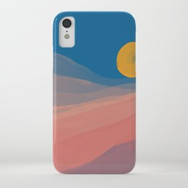 Somewhere Between Dusk And Dawn iPhone Case