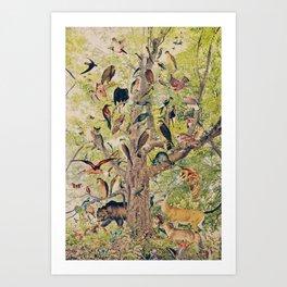 Kingdom Art Print