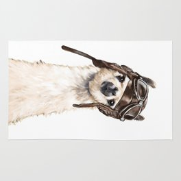 Pilot Llama Rug