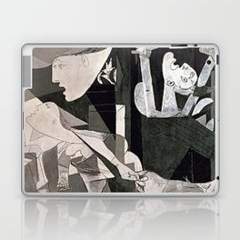 GUERNICA #2 - PABLO PICASSO Laptop & iPad Skin