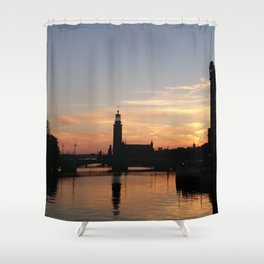 STHLM Shower Curtain