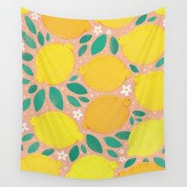 Meyer Lemons Wall Tapestry
