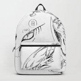 Blue-Eyes White Dragon Backpack