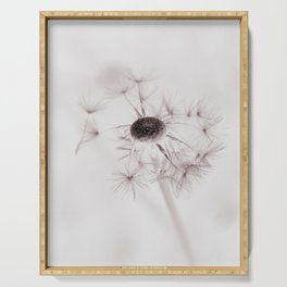 Dandelion Dream Serving Tray