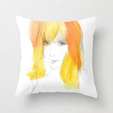 Tasuku Throw Pillow