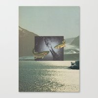 the 100 Canvas Prints featuring 100. by Randy Grskovic