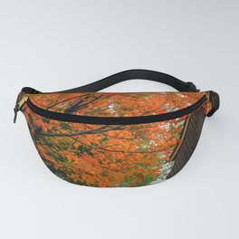 Autumn at the Window Fanny Pack