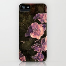 The Rough and the Smooth iPhone Case