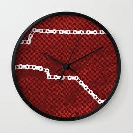 Ride Statewide - North Carolina Wall Clock
