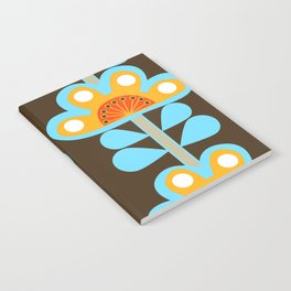 swedish flowers Notebook