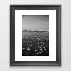 Calm II Framed Art Print