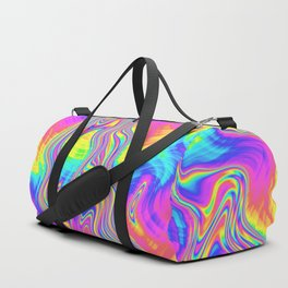 Rainbow Bliss Duffle Bag