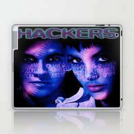 Dont Mess With Hackers Laptop & iPad Skin