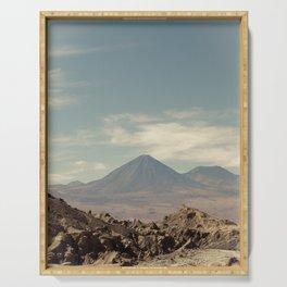 San Pedro de Atacama III Serving Tray