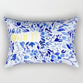 OWN IT! Rectangular Pillow