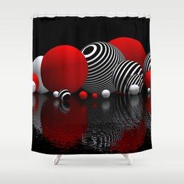 geometric horizons -1- Shower Curtain