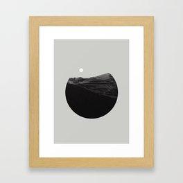 in shapes Framed Art Print