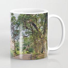 Octagon House - Longwood in Natchez Coffee Mug