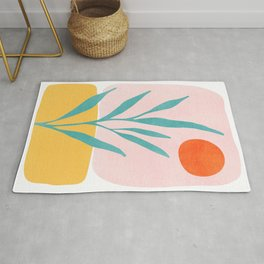 The Peaceful Place Rug