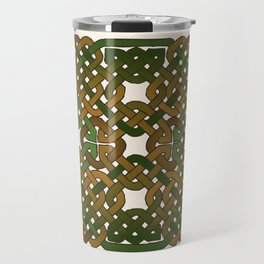 Celtic Forest Travel Mug