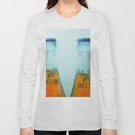 Bees and Polar Bears Long Sleeve T-shirt