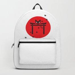 Curious Tanuki Backpack