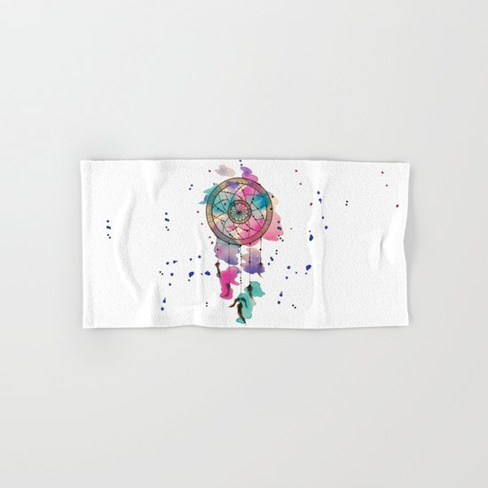 Dream Catcher Hand & Bath Towel