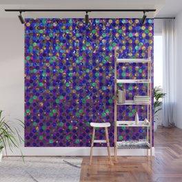 Polka Dot Sparkley Jewels G263 Wall Mural
