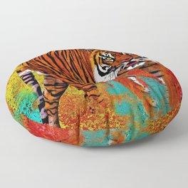 Tiger Floor Pillow