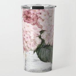 Chalet d'Ete Hydrangea Travel Mug
