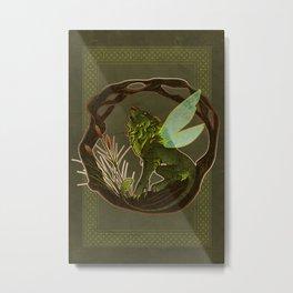 Eriosoleo Metal Print
