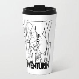 Every Day I'm Adventurin' Travel Mug